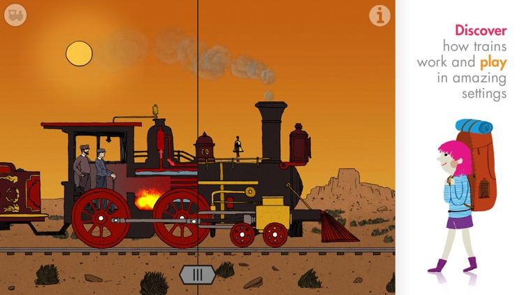 DADA Trains screenshot-1