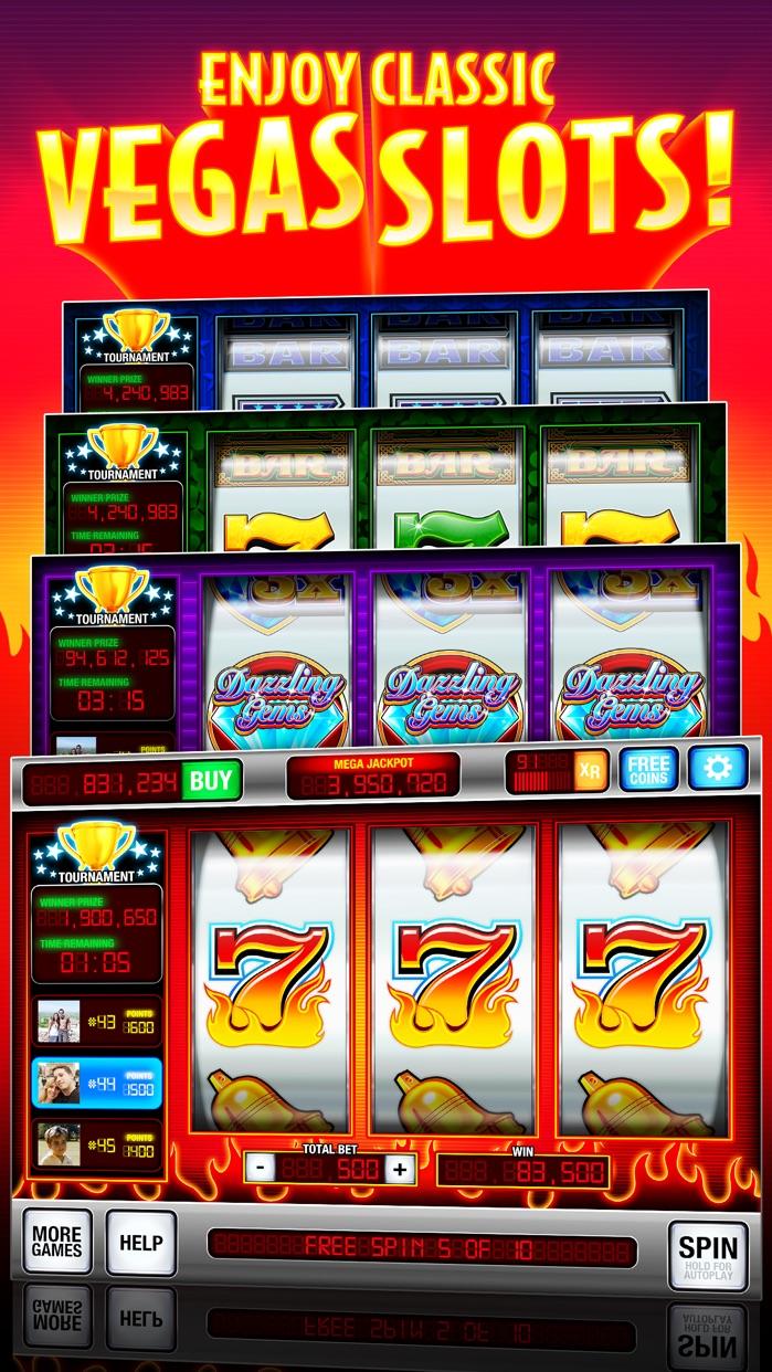 Xtreme Vegas Screenshot