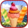 冰淇淋甜点工厂 - 玩免费的冰淇淋制造商疯狂的厨师烹饪比赛