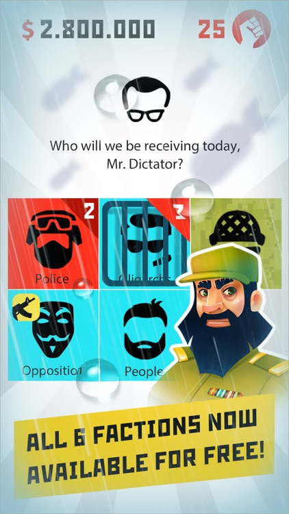 Dictator: Revolt screenshot-1
