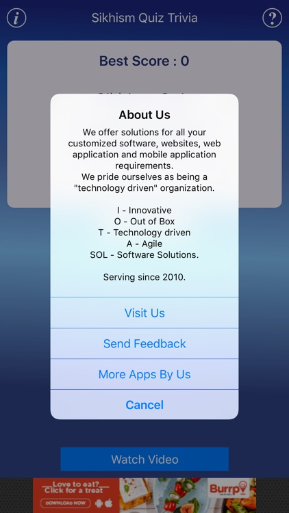 Sikhism Quiz Trivia screenshot-4