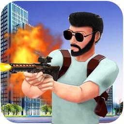 Frontline Commando SMG Shooter - Throne Rush 2017