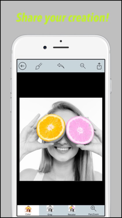 Color Splash Effect.s Pro - Photo Editor for Selective Recolor on Grayscale Image screenshot-3
