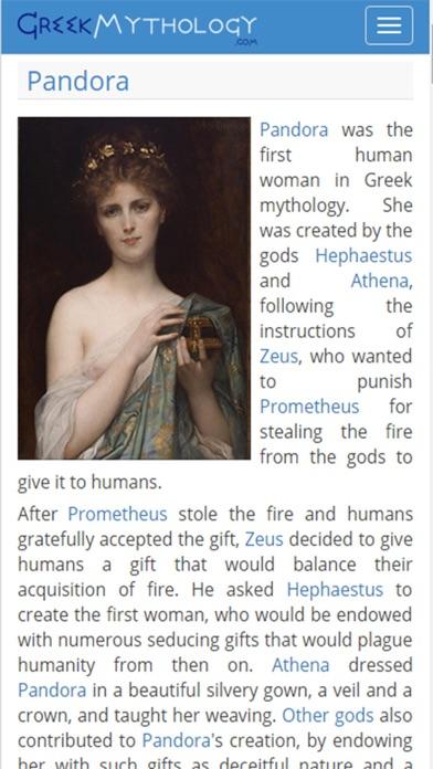 Greek Mythology Pro screenshot three