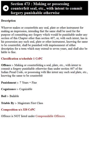 indian penal code 320