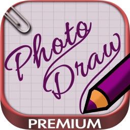 Draw on photos - Premium