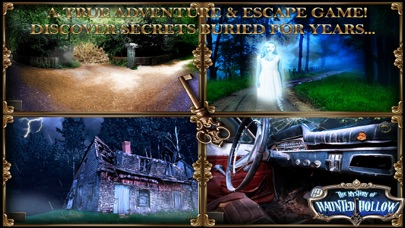 Mystery of Haunted Hollow: Adventure Escape Games screenshot four