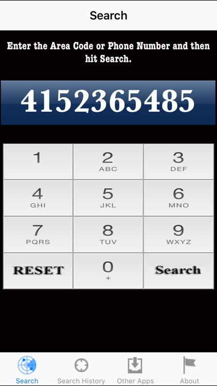 Number Locator screenshot-1
