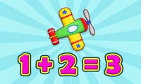 Airplane Kids Math Games