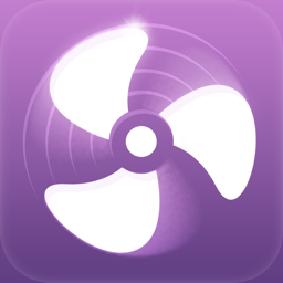 Ícone do app Sleepy Fan - Get Restful Sleep with fan and white noise sounds