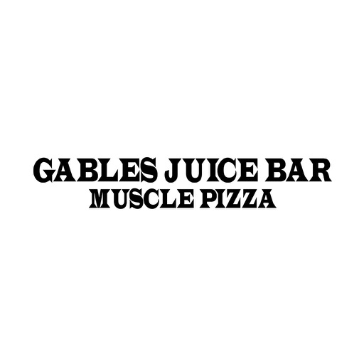 Gables Juice Bar