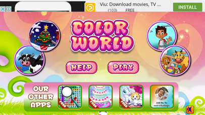 The Colors World | App Price Drops