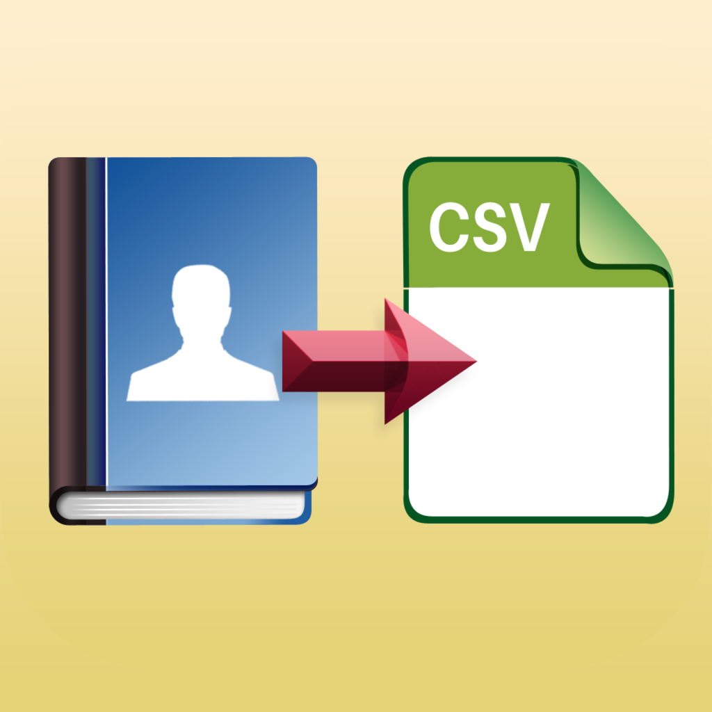 Contacts to CSV - Export your Phone Contacts