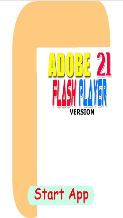 App Guide for Adobe Flash Player 21