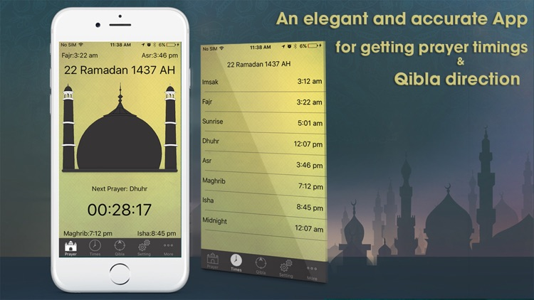 World Pray Times and Azan screenshot-3