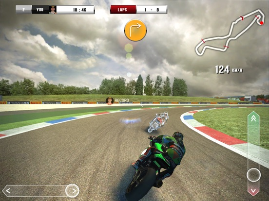 SBK16 - Official Mobile Game iPad app afbeelding 3