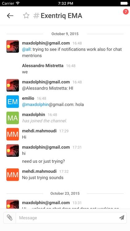 Exentriq Talk screenshot-3