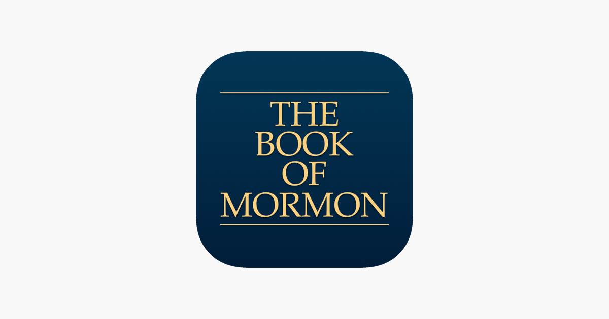 Book audio french of mormon