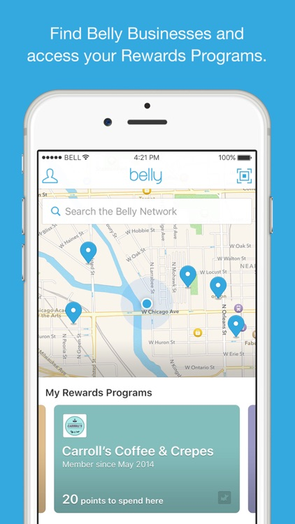 Belly - Rewards You Want at the Places You Love