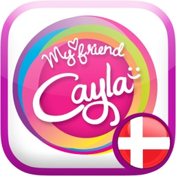 My friend Cayla App (dansk version