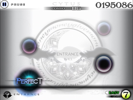 Screenshot #4 for Cytus
