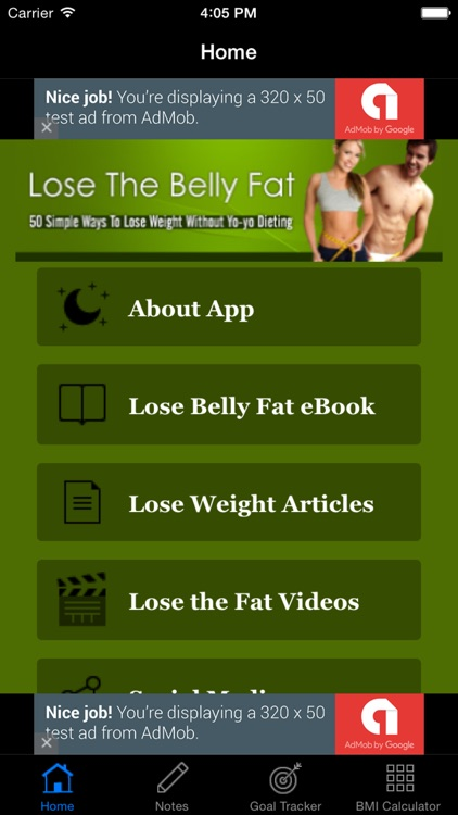 50 Simple ways to Lose the Belly Fat screenshot-0