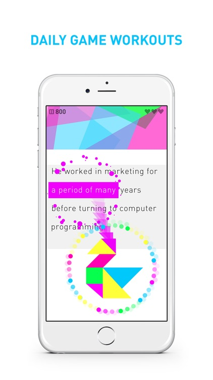 Elevate - Brain Training and Games app image