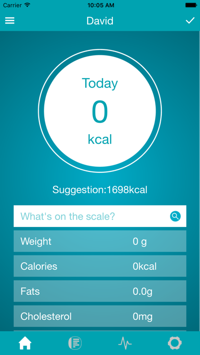 Qilive Kitchen Scale screenshot two