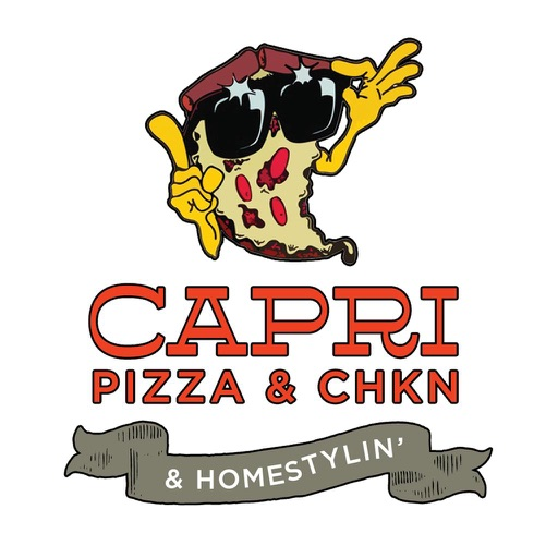 Capri Pizza Akron icon