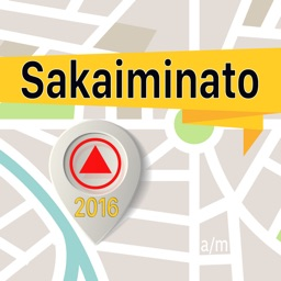 Sakaiminato Offline Map Navigator and Guide