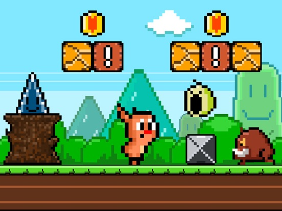 Super Pixel AVG World - for jp free gameのおすすめ画像3