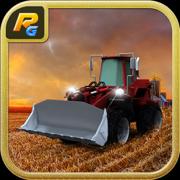 农业卡车 - 最佳收获拖拉机模拟器农业耕作