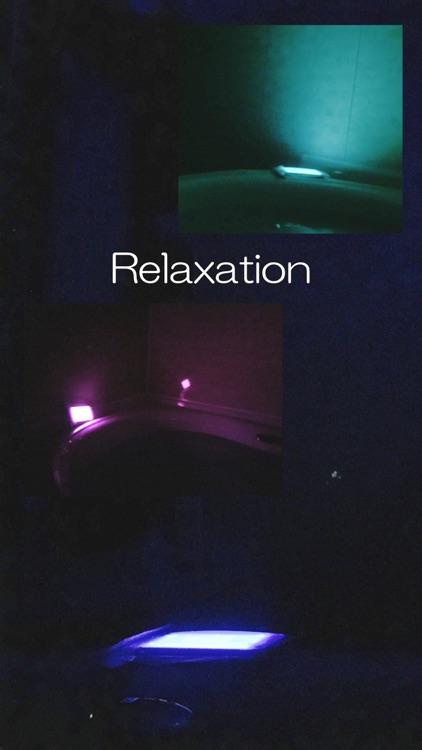 Bath Light - Pleasant Night Sleep and Healing - screenshot-0