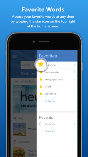 Dictionary.com: Search Words on the App Store