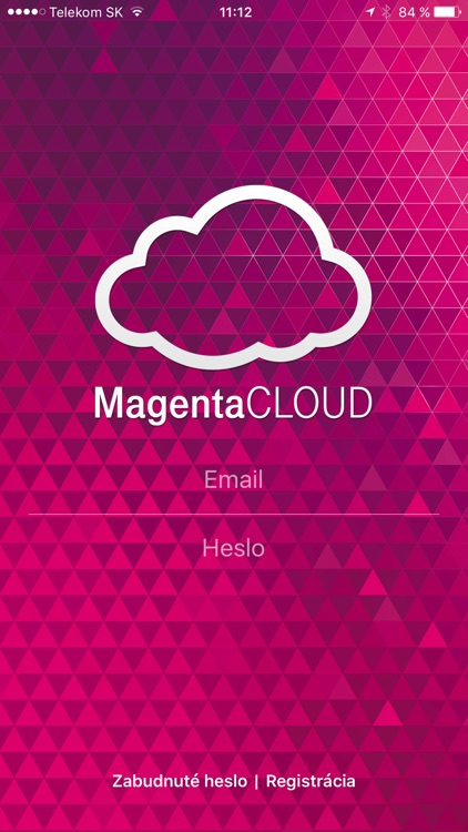 Magenta Cloud