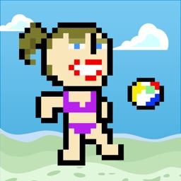 Beach Ball Juggler