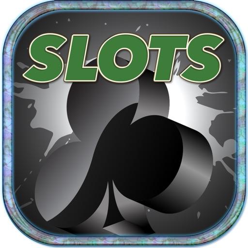 SLOTS Big Black Diamond MACHINE - FREE Game
