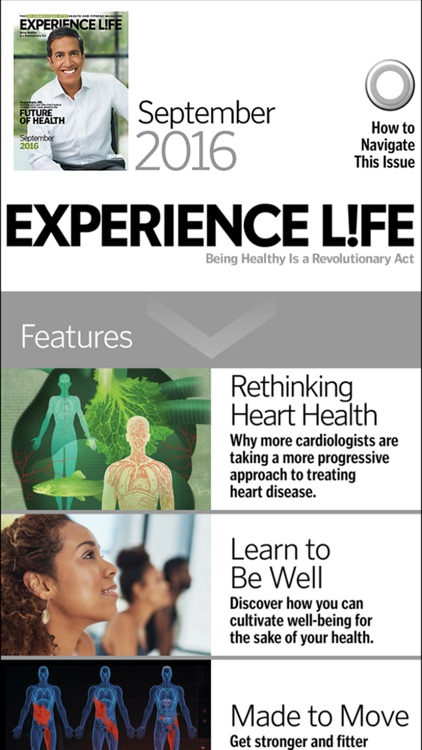 Experience Life Magazine screenshot-1