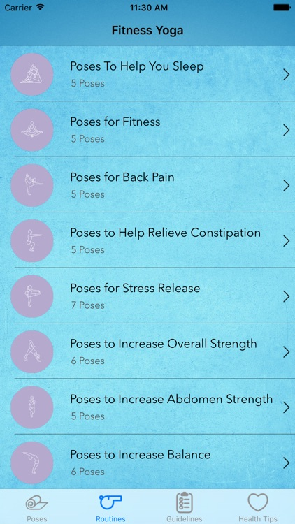 Fitness Yoga - The Best Fitness App