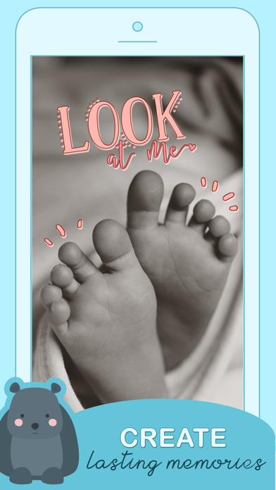 Screenshot #3 pour Typic Baby - Pregnancy Milestones