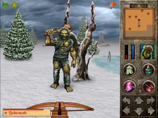 The Quest - Islands of Ice and Fire на iPad