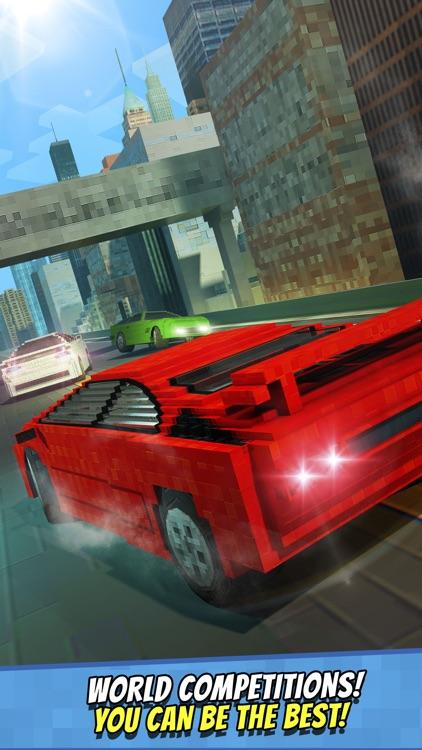 Mine Cars - Super Fast Car City Racing Games screenshot-3