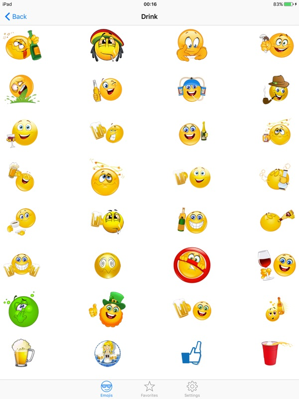Adult Emojis Icons Pro - Naughty Emoji Faces Stickers