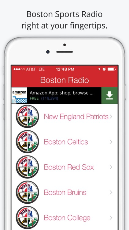 Boston GameDay Radio for Live New England Sports, News, and Music – Patriots and Celtics Edition