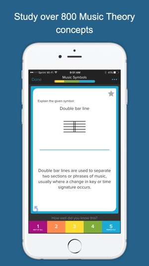 Music Theory With Audio On The App Store