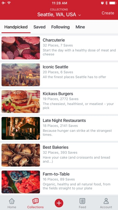 Urbanspoon - Restaurant & Food Reviews screenshot two