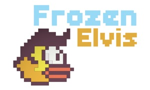 Frozen Elvis
