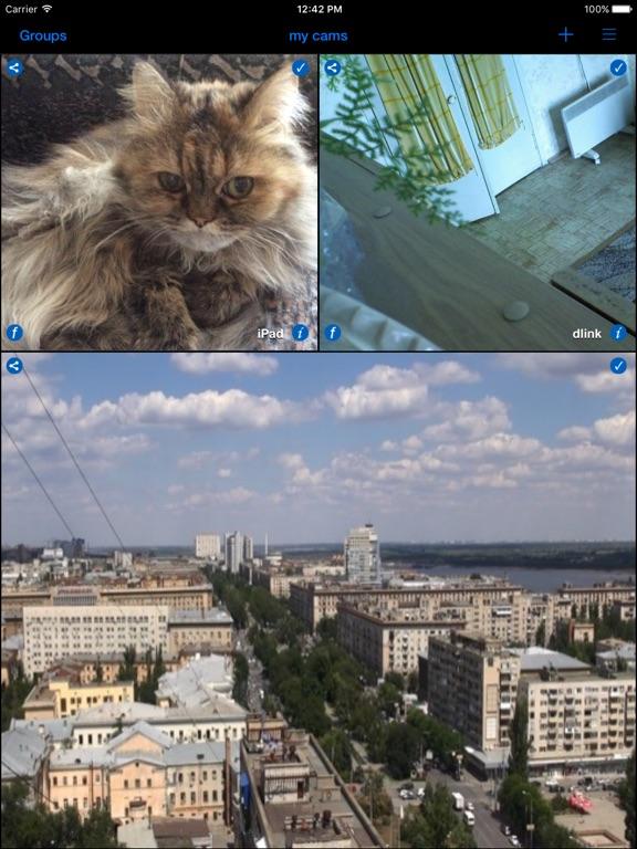 Willing Webcam Screenshots