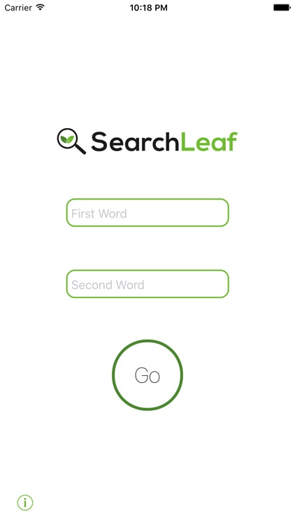 SearchLeaf Cross-Referencing Thesaurus