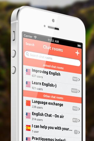 Lext Talk - Language Exchange! screenshot 2